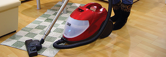 Commercial Carpet Maintenance Program